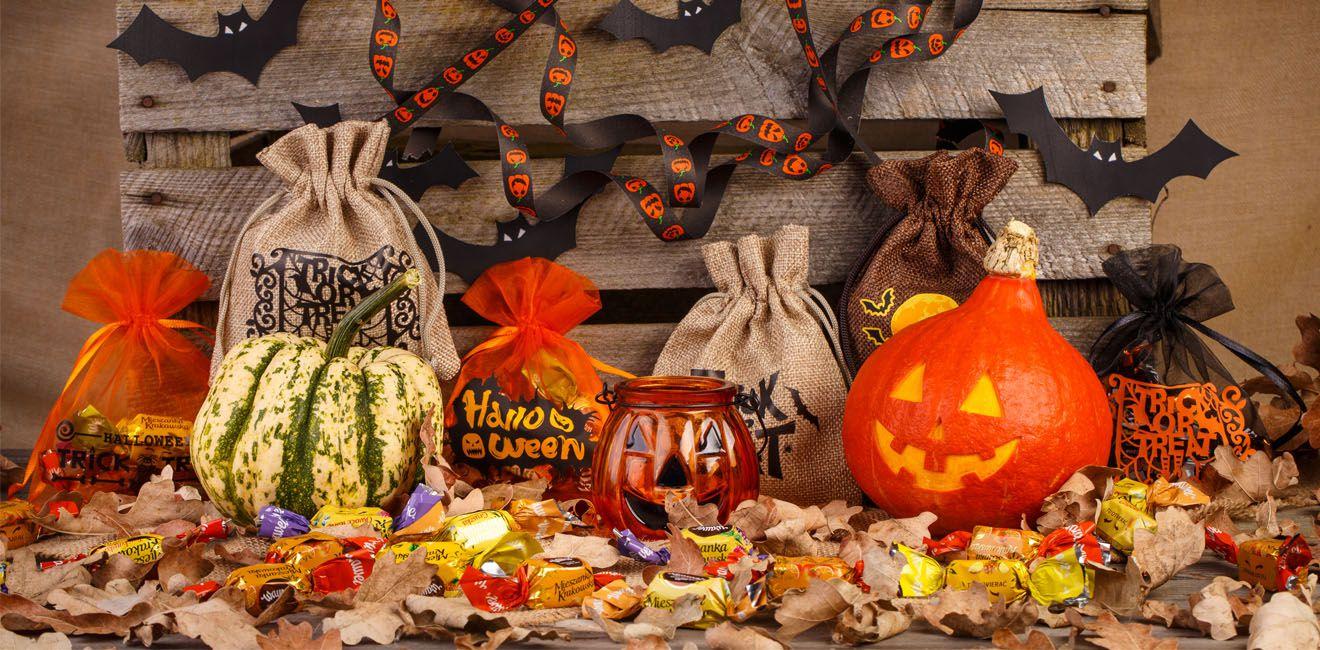 Geschenkzakjes voor Halloween