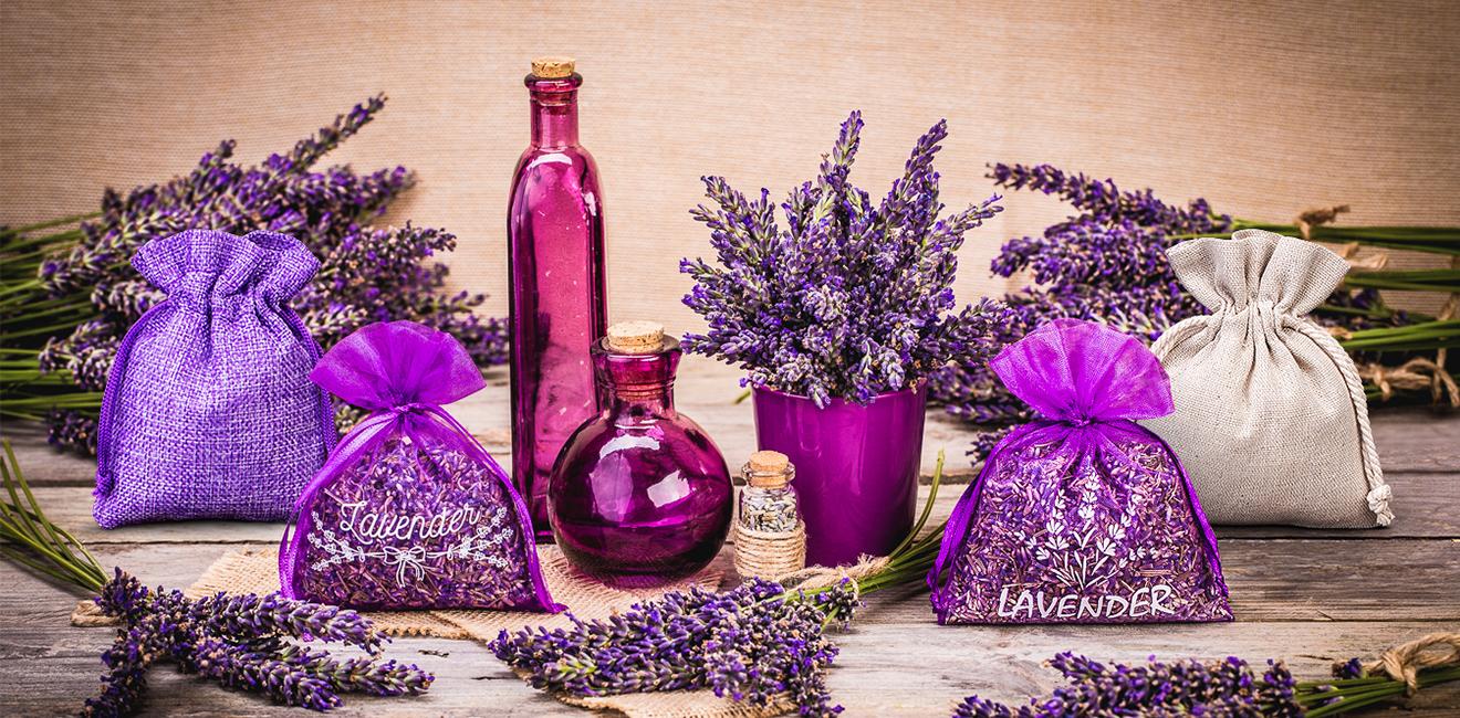 Zakjes voor lavendel