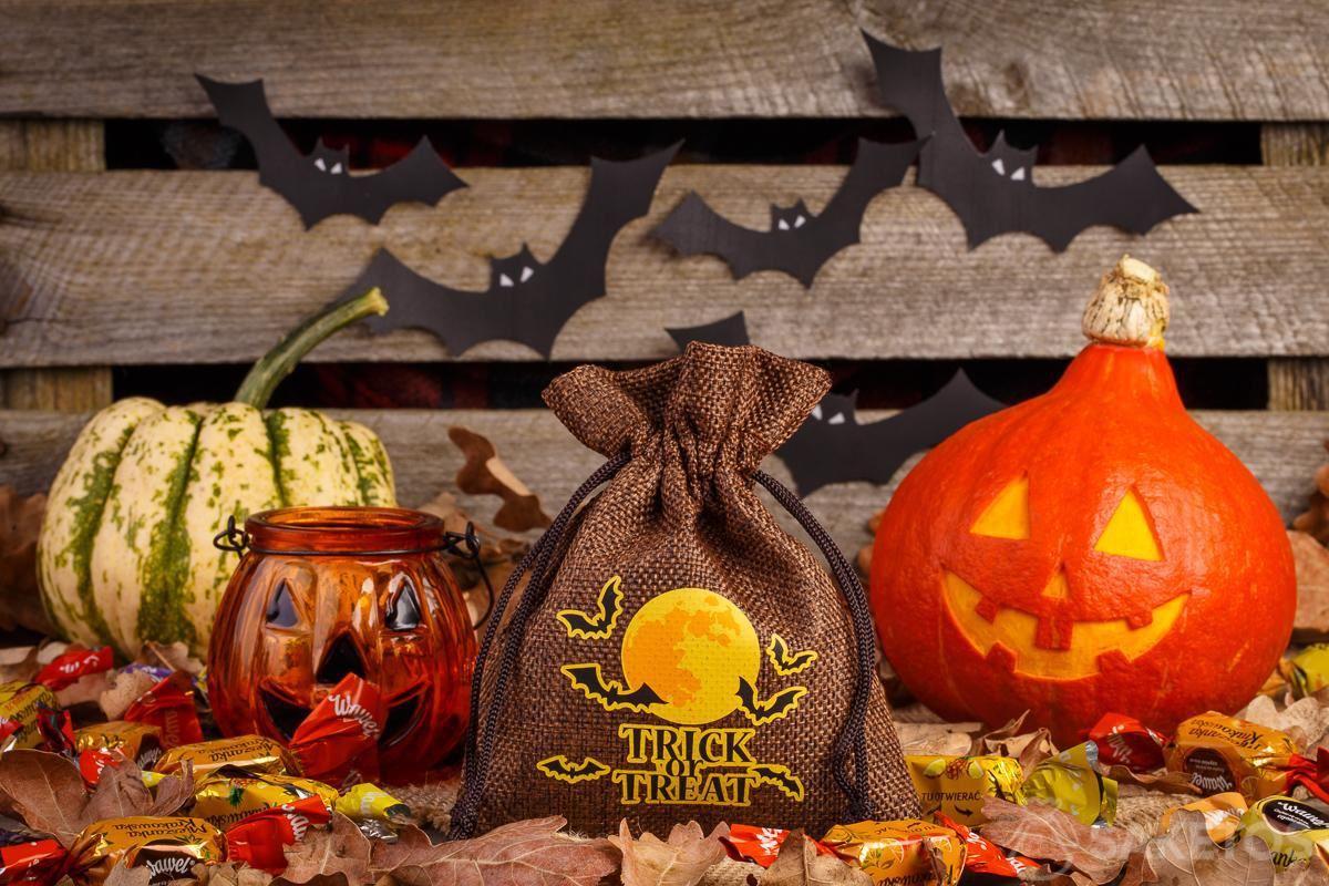 Halloween-tassen