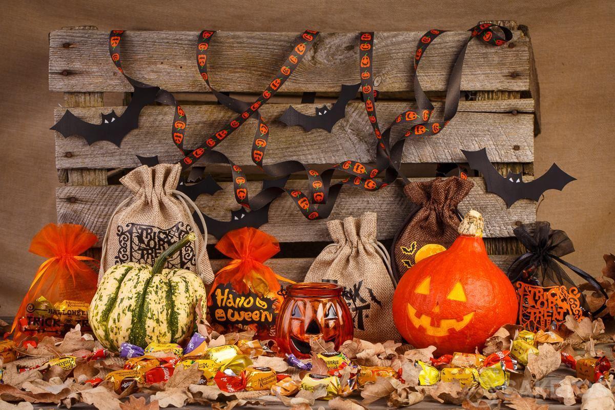 Halloween-tassen DIY
