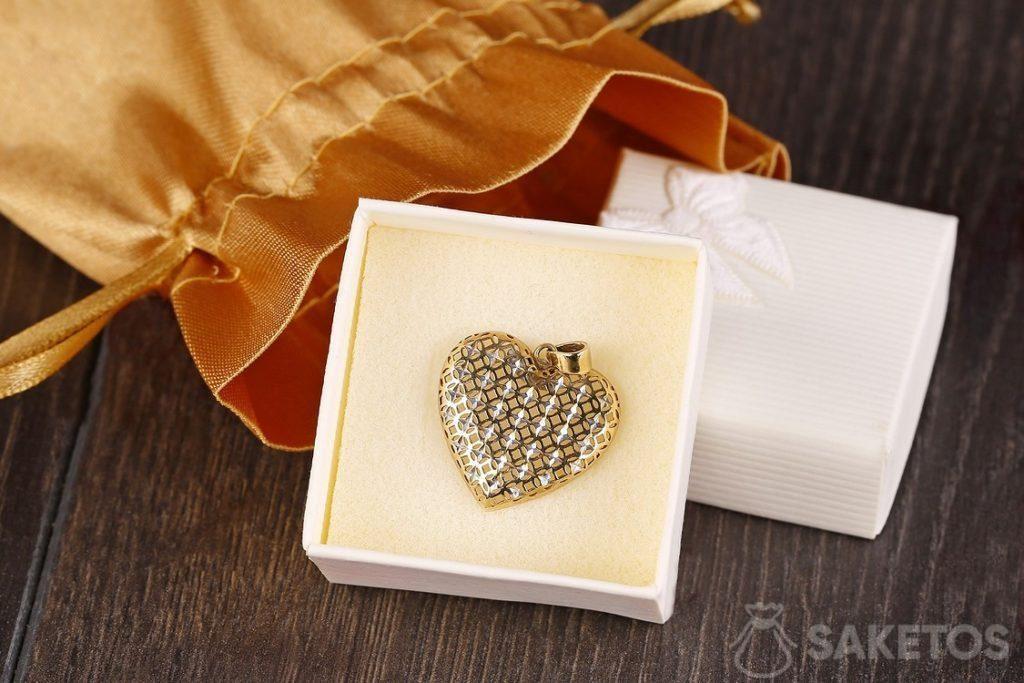 Verpakkingen voor juwelen DIY