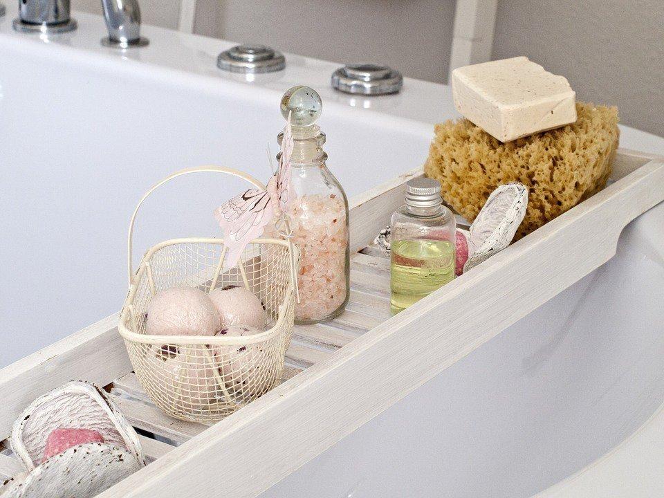Hoe maak je zakjes voor het bad