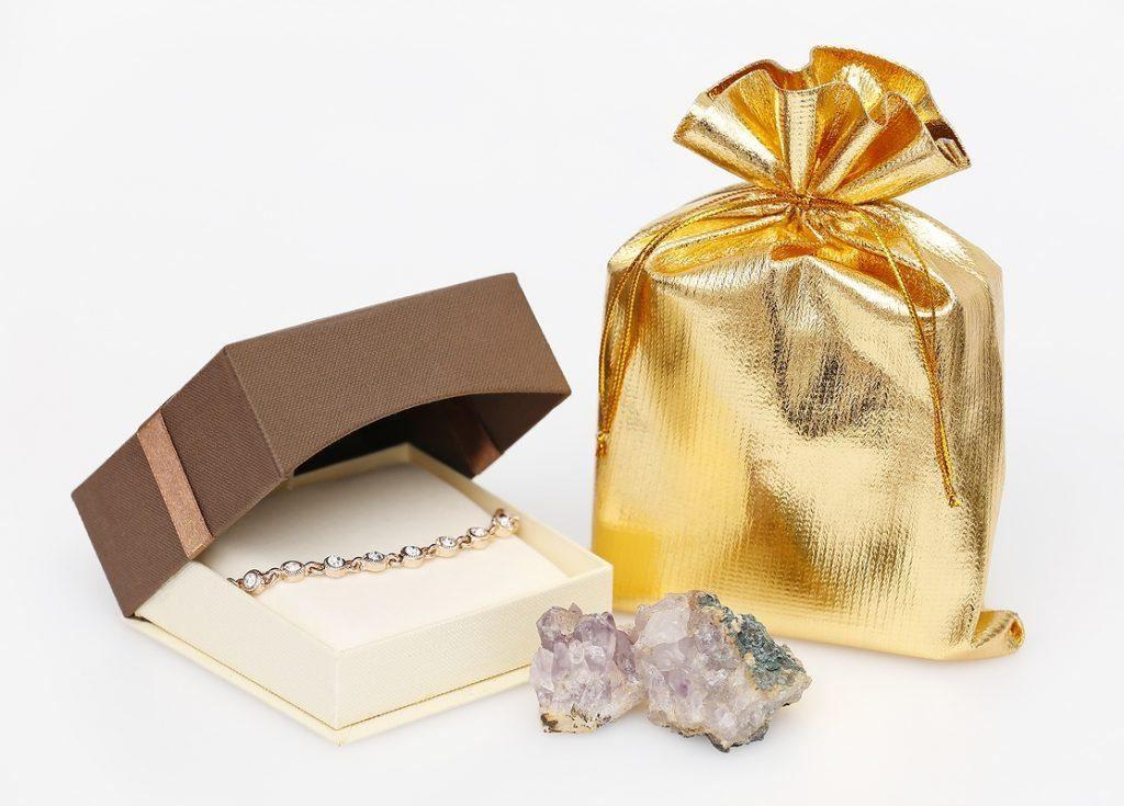 Opbergen van juwelen