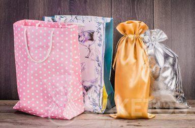 Stoffen geschenkzakjes zijn bijzonder duurzaam