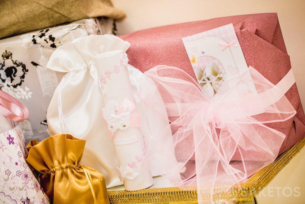 Deze zakjes zijn uitstekend geschikt voor de verpakking van een geschenk ,bv voor een doopsel