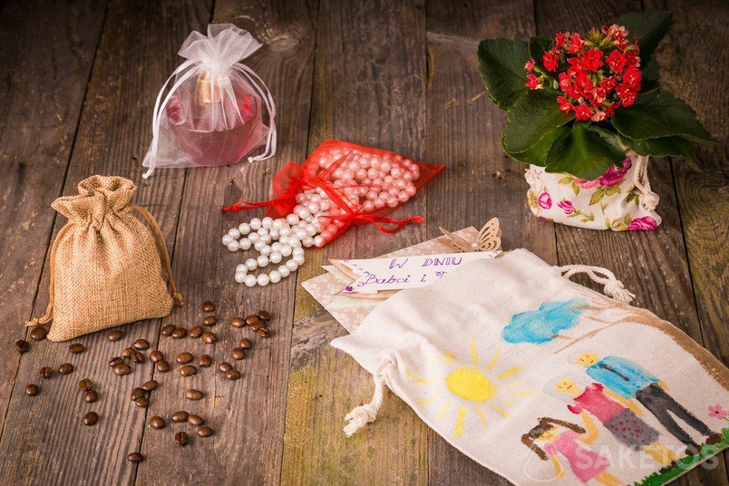 Geschenkzakjes voor grootmoederdag en grootvaderdag