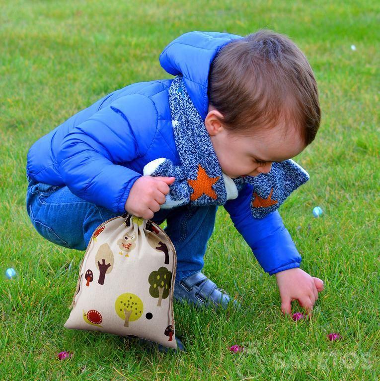 Paasplezier voor kinderen - Eierenjacht