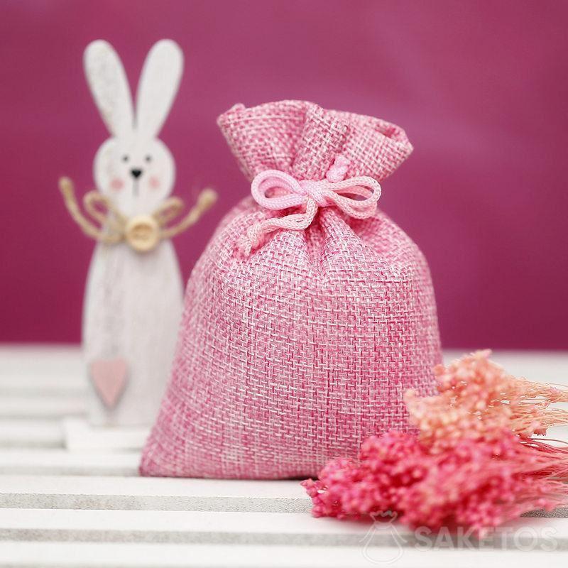 Materiaalzakken voor het maken van decoraties voor Pasen