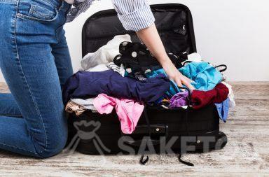 Organisatoren voor uw reistas zullen u helpen een dergelijk beeld te vermijden!