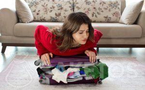 Hoe pak ik mijn handbagage in?