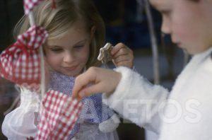 Een adventskalender - kindervreugde voor elke dag van de Advent