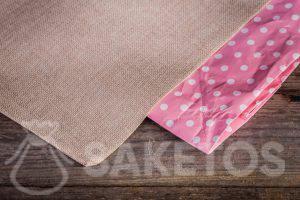 Stoffen zakjes hebben het voordeel dat ze niet zo snel verslijten als papieren zakken