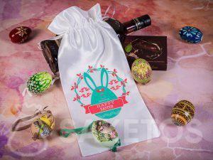 Relatiegeschenken en reclamegadgets in stoffen tassen met het bedrijfslogo