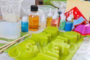 Huisgemaakte zeep - hoe maak je ze?